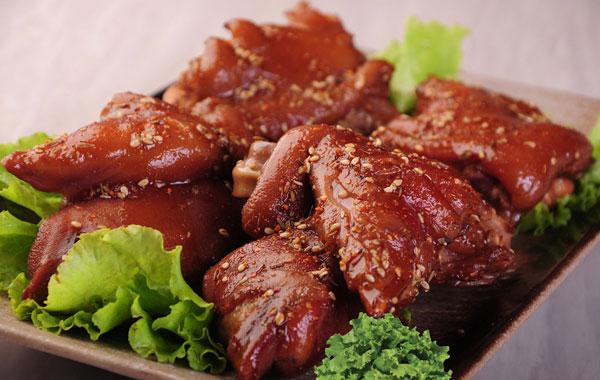 烤豬蹄培訓